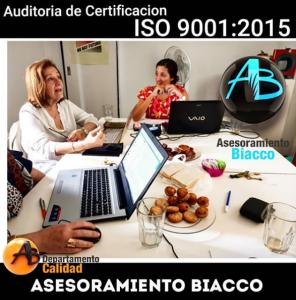 Certificamos bajo norma ISO 9001.2015